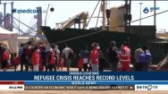 Refugee Crisis Reaches Record Levels