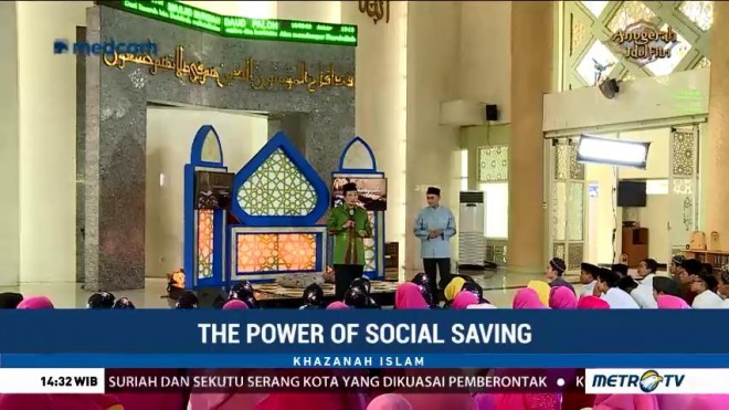 The Power of Social Saving (3)