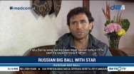 Russian Big Ball with Luis Milla