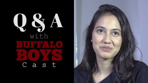 Q & A with Buffalo Boys Cast