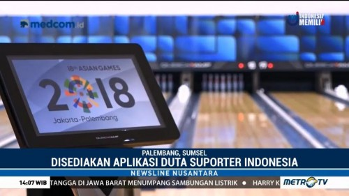 Venue Asian Games akan Dilengkapi Internet Gratis