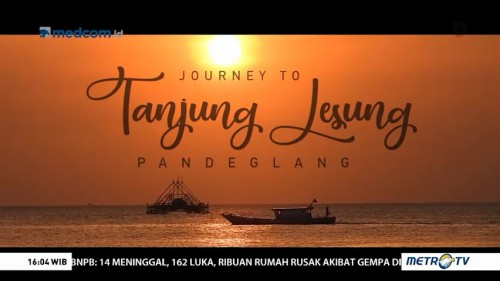 Journey to Tanjung Lesung (1)
