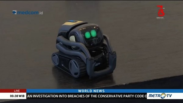 Robots are Getting More Social