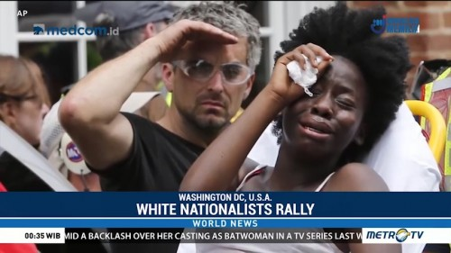 White Nationalists Rally in Washington