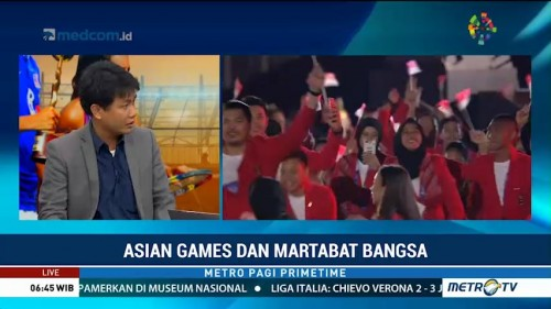 Asian Games dan Martabat Bangsa (2)