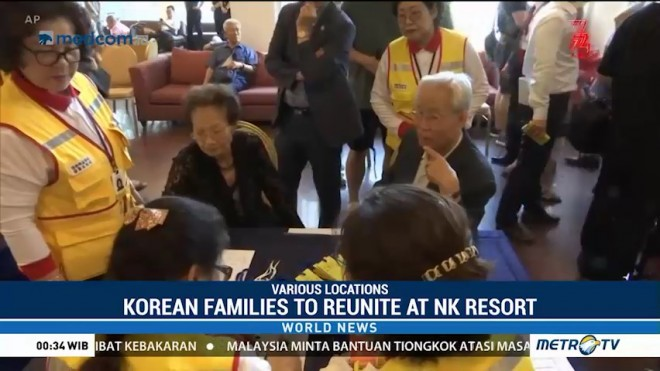 Korean Families to Reunite at NK Resort