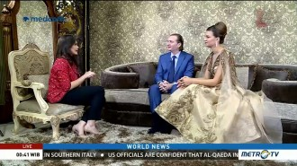 Interview with The Royal Family of Georgia