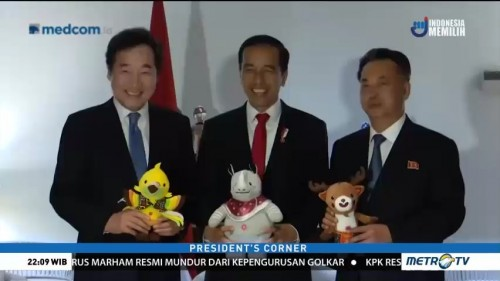 Asian Games 2018 Wujud Nyata Korea Bersatu