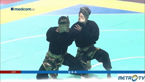 Highlight Q & A - Bukan Silat Biasa