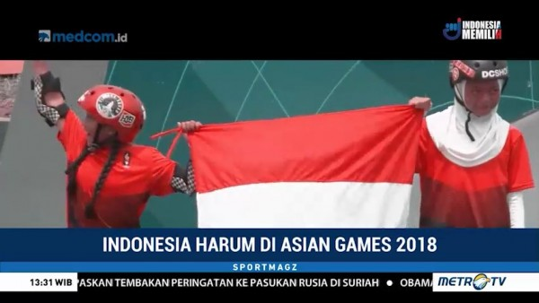 Indonesia Harum di Asian Games 2018