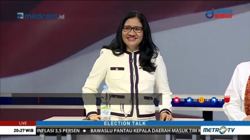 Election Talk: Politisasi Emak-emak (4)