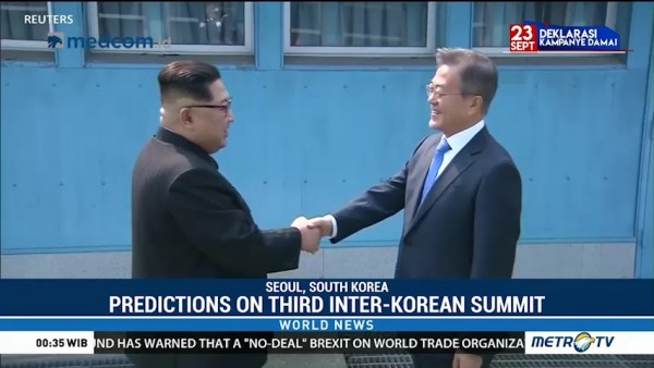 Predictions on Third Inter-Korean Summit