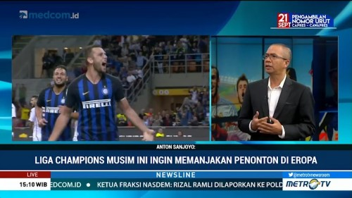 Preview Inter vs Tottenham: Duel Dua Klub Tanpa Cita-cita