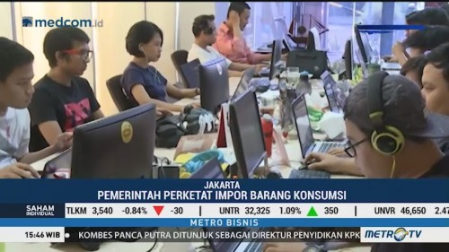 Impor Barang e-Commerce Diperketat