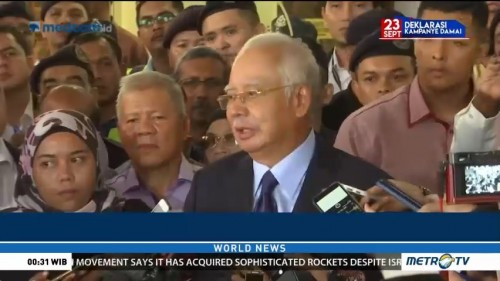 Najib Pleads Not Guilty to New Charges