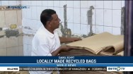 Locally Made Recycled Bags