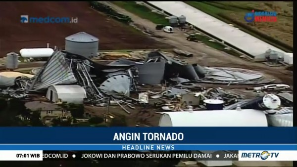 Tornado Sapu Minnesota AS