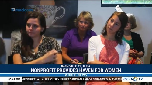 Nonprofit Provides Haven for Women