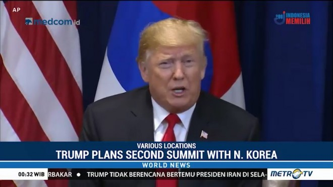 Trump Planning Another Summit With North Korean Leader