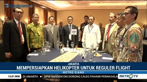 Rotary Wing Indonesia Conference 2018 Digelar di Jakarta
