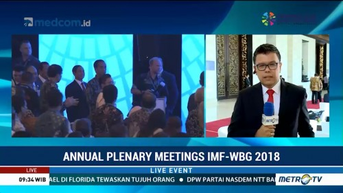 Annual Plenary Meetings IMF-World Bank 2018 (4)