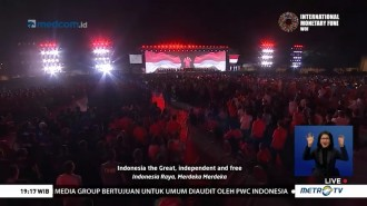 Closing Ceremony Asian Para Games 2018 (1)