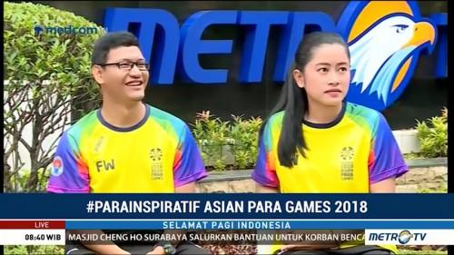 #ParaInspiratif Asian Para Games 2018 (3)