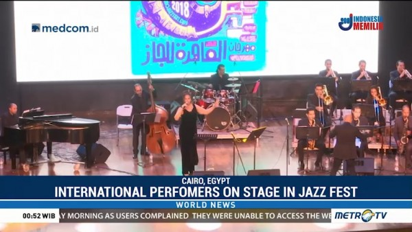 Cairo Jazz Festival Launched