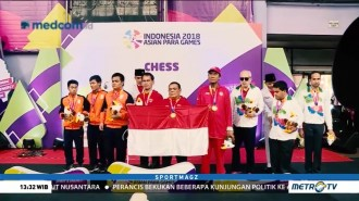 Prestasi Indonesia di Asian Para Games 2018