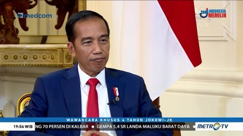 Kata Jokowi Soal <i>Make Indonesia Great Again</i>