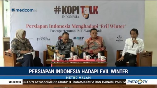 Persiapan Indonesia Hadapi 'Evil Winter'
