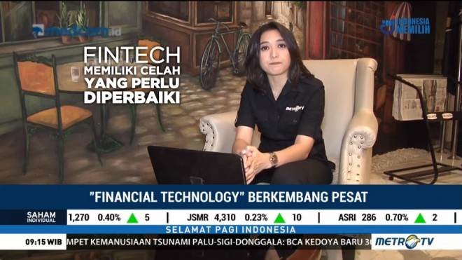 Perkembangan Financial Technology