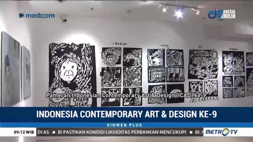 Indonesian Contemporary Art & Design 2018 Tampilkan Karya 50 Seniman