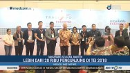 Trade Expo Indonesia 2018 Resmi Ditutup