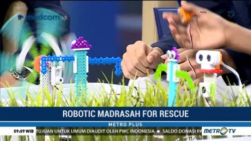 Robotic Madrasah for Rescue (2)