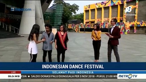 Indonesia Dance Festival 2018 (1)