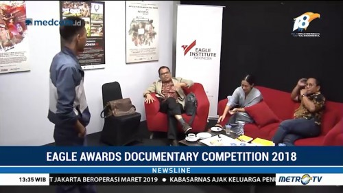 Proses Penjurian EADC 2018