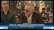 Stan Lee, Legenda Komik Marvel Tutup Usia