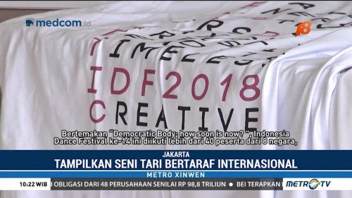 Indonesia Dance Festival 2018