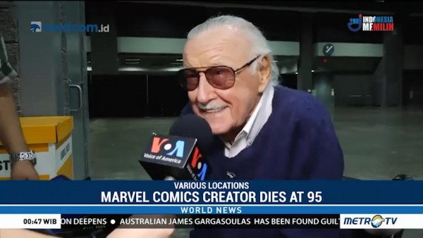 Marvel Comics Creator Dies at 95