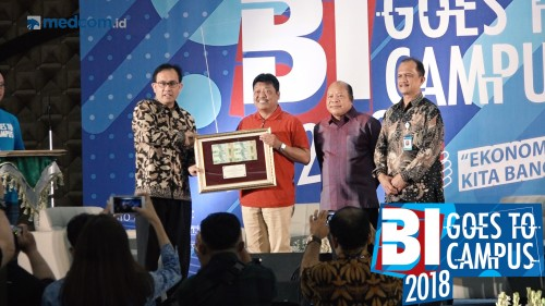 Malang Sambut Meriah BI Goes to Campus 2018