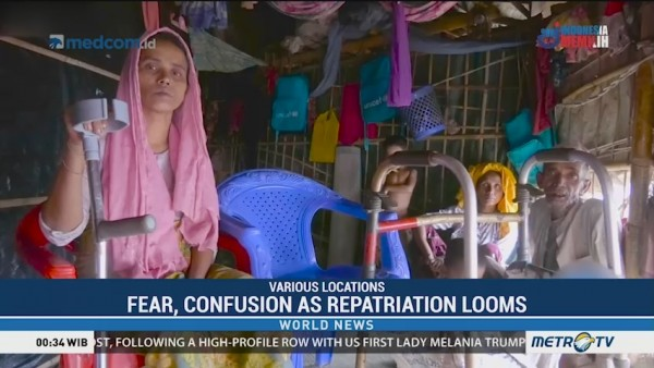 Fear, Confusion as Rohingya Repatriation Looms