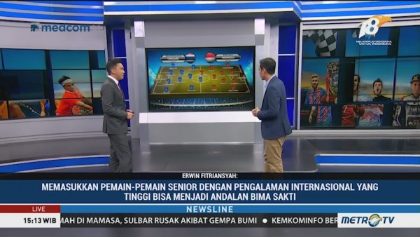 Preview Indonesia Vs Thailand (2)