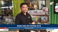 Keseruan Book Fair on Station 2018 di Gambir