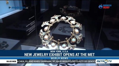 New Jewelry Exhibit Opens at the Met