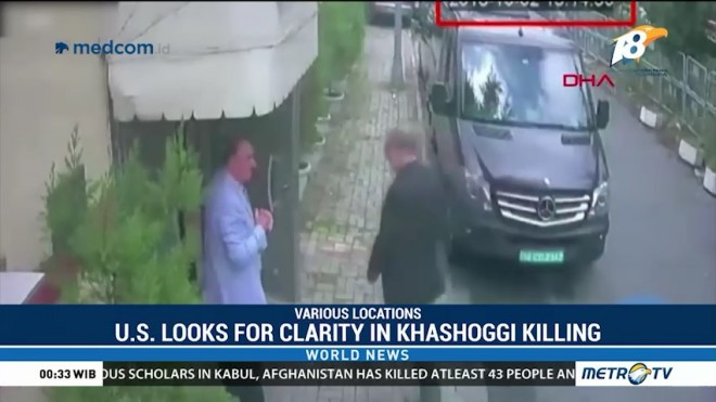Washington Looks for Clarity on Who Ordered Khashoggi Killed