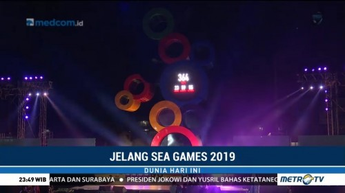 Filipina Gelar Hitung Mundur SEA Games 2019