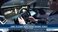 Cars Might Soon Start Monitoring Drivers' Vitals