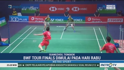 Jelang BWF World Tour Finals 2018