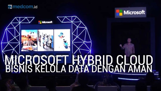 Peran Penting Hybrid Cloud Microsoft di Era Digital